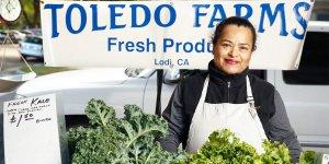 Toledo Farms vendor photograph