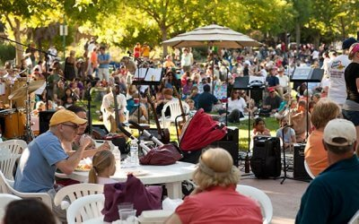Picnic in the Park: March 13-Oct. 30
