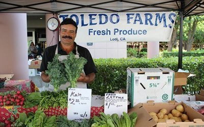 Sutter Davis Hospital Farmers Market returns on Thursdays