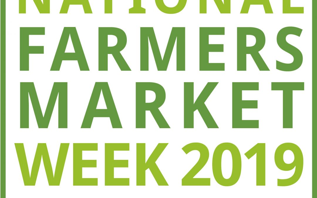 National Farmers Market Week is Aug. 4-10