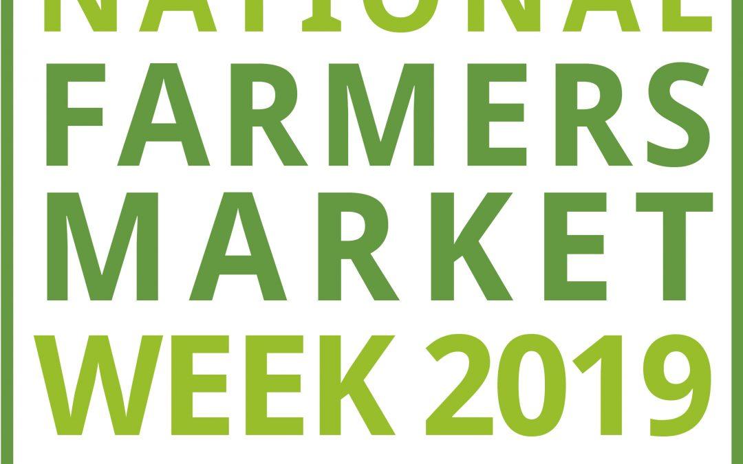 National Farmers Market Week is Aug. 4-10