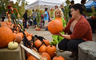 Oct. 26 market is a pumpkin patch